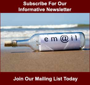 Subscribe For Our Informative Newsletter - Join Our Mailing List Today