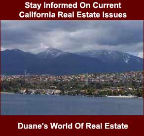 Stay Informed On Current Real Estate Issues - Duane's World of Real Estate
